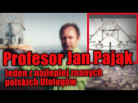 Zaskakujące koncepcje ufologiczne profesora Jana Pająka