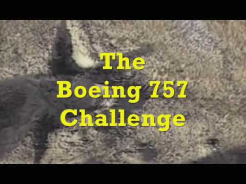 Hoodwinked at Shanksville: The Boeing 757 Challenge!