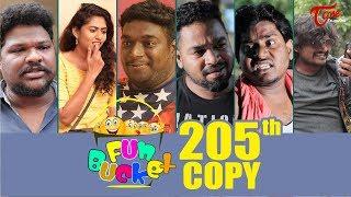 Fun Bucket   205th Episode   Funny Videos   Telugu Comedy Web Series   Harsha Annavarapu   TeluguOne