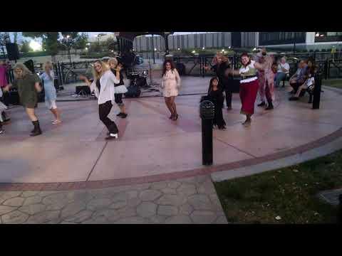 Thriller Flashmob #1