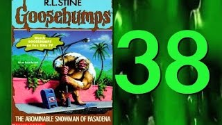 Goosebumps Retrospective #38: The Abominable Snowman of Pasadena