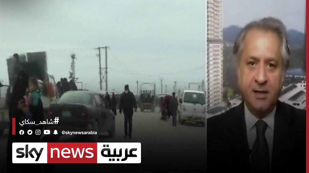 جاسم محمد : ضغوطِ المنظمات الحقوقية أجبرت الدول الأوروبية استقبال رعاياها من عائلات تنظيم داعش  - نشر قبل 3 ساعة