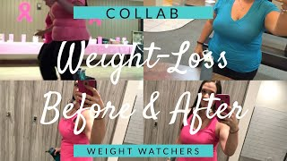 Weight Watchers Freestyle - Before And After Collab - All About My Weight Loss This Far With Photos!
