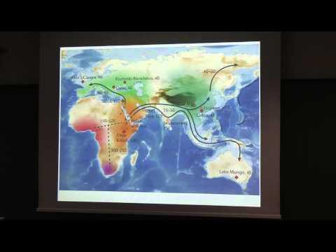 La diversidad genética humana hace 100.000 años. Daniel Turbón. Universidad de Navarra