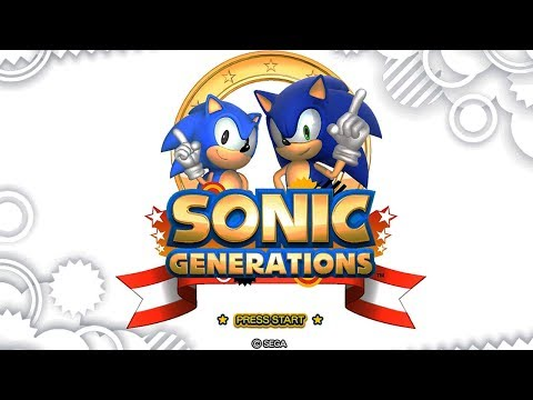 Sonic Generations - Complete Walkthrough (All Levels)