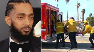 Nipsey Hussles Final Moments Revealed