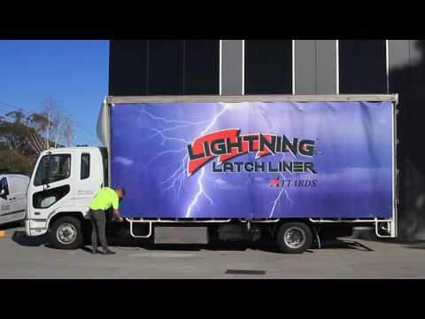 Attards Lightning Latch Liner