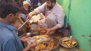 Peshawari Nashta | Sheikh Siri Paye Kohati Gate | Peshawari Paye | Pakistani Street Food | SFR
