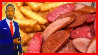 7 Comidas que Nunca + debe Volver a comer si se entera de que están hechos!!