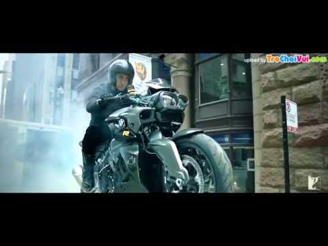 [Sub viet] Trailer phim Tay đua siêu hạng 3 - Dhoom 3