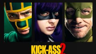 Kick-Ass 2 OST - Joan Jett and the Blackhearts - I Hate Myself for Loving You (Kick-Ass 2 Version)
