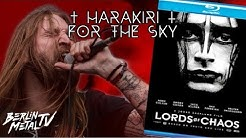 "Harakiri For The Sky über ""Lords Of Chaos"" - Berlin Metal TV"