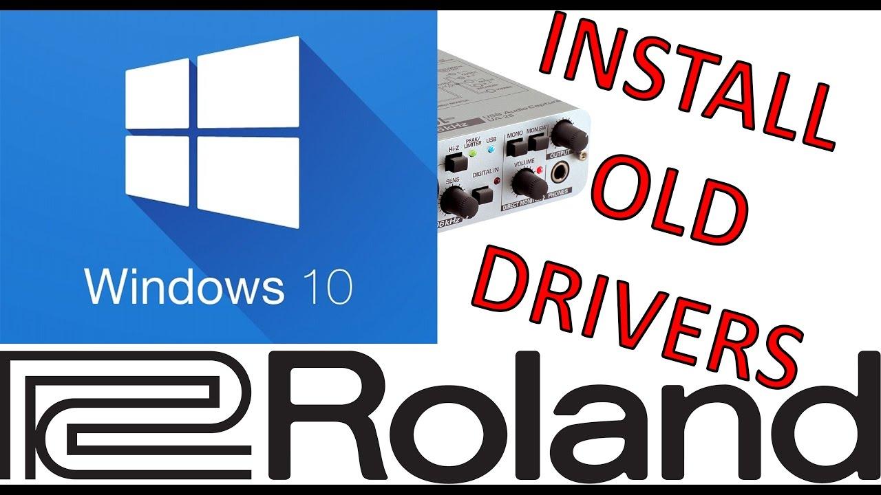 Roland ed pc-300 driver windows vista softwareneed1.