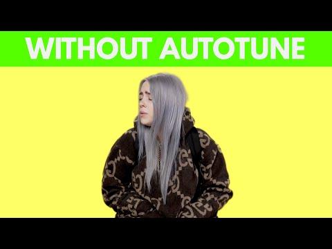 IDONTWANNABEYOUANYMORE -BILLIE EILLISH (WITHOUT AUTOTUNE + INSTRUMENTAL)