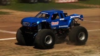 Bigfoot Monster Truck: Guinness World Records