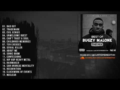 bugzy malone walk with me lyrics