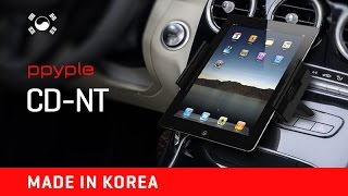 Держатель для планшета в CD слот PPYPLE CD-NT ( Корея)