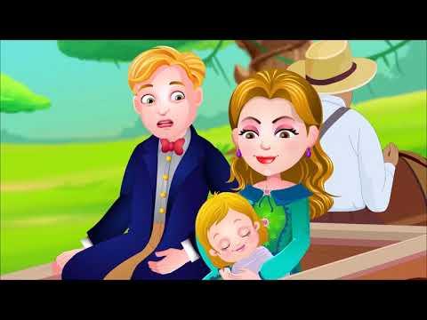 Câu chuyện Rapunzel  Phim hoạt hình Rapunzel 2018  Truyện cổ tích bằng tiếng Anh cho trẻ em  Những câu chuyện trước khi đi ngủ