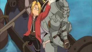 Funniest Fullmetal Alchemist moment EVER!!! +1