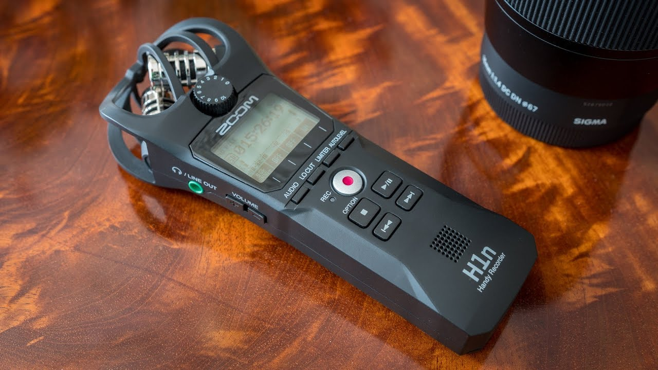 Zoom H1n Audio Recorder Review (for Content Creators) - YouTube