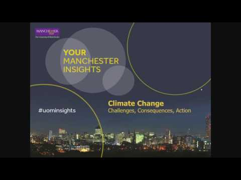 Your Manchester Insights: Climate Change - January 2018