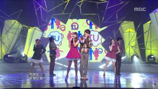 IU - Good Day, 아이유 - 좋은 날, Music Core 20110115
