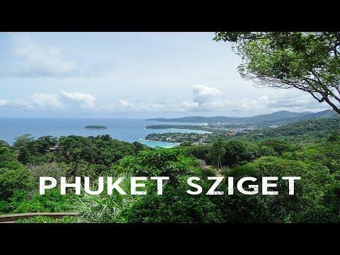 Thaiföld Phuket bemutató film 1. rész
