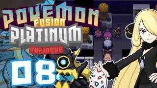 ULTRA CHIMERE & OEUF FUSION  - Pokémon Fusion Platinum Nuzlocke #08