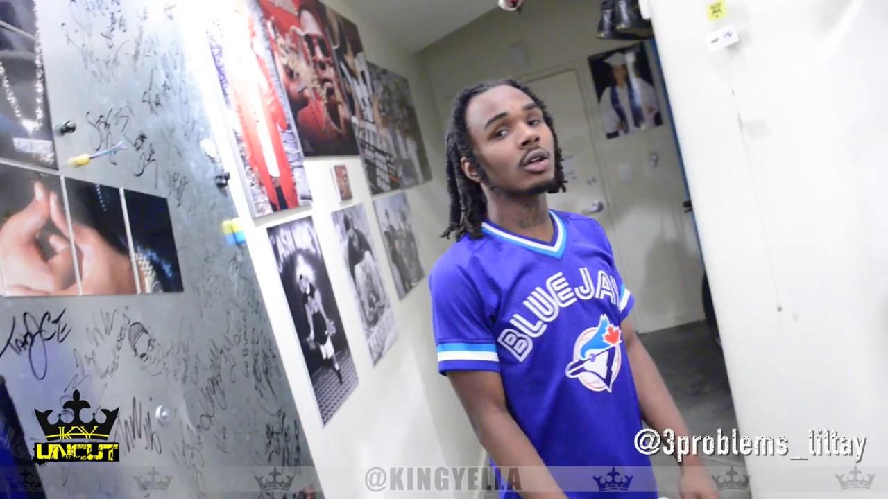 3 Problems Lil Tay signs wall at King Yella Photography ...