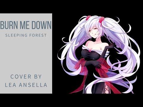 〔Lea Ansella〕 Burn Me Down - Rock ver. 〔Cover〕