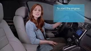 Honda's Smart Entry System, Push Button Start & WalkAway AutoLock