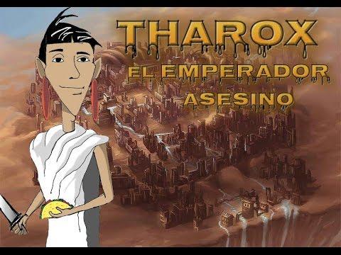 Tharox, el emperador asesino (Dungeon Hunter 5)