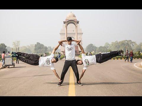 A Street Workout - Delhi Style