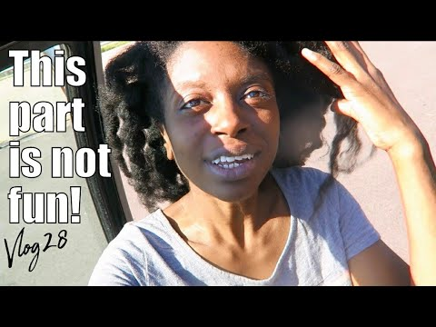 VLOG 28 THIS PART'S NOT FUN BUT GOD'S GOT IT, LEVELING FOUNDATION, CHRISTIAN TINY HOME BUI
