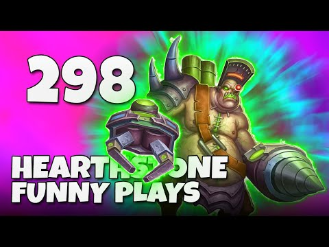 Hearthstone Funny Plays 298