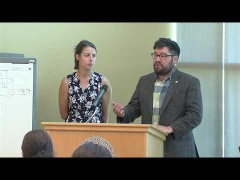 U.S. Patent & Trademark Presentation - Tyler Research Center
