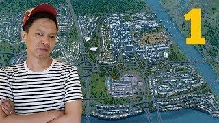 Main Yuk - Cities Skylines - WELCOME TO WEIKARTA!