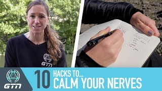10 Hacks To Calm Your Race Day Nerves | Triathlon Tips For Beginners