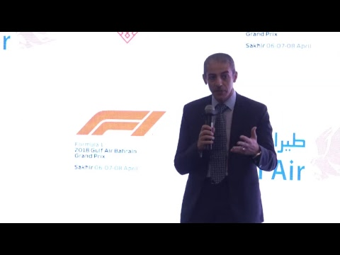 FORMULA 1 2018 GULF AIR BAHRAIN GRAND PRIX - PRESS CONFERENC