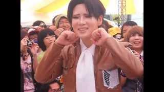 Reika Arikawa at Natsu Matsuri in Viet Nam (21/7/2013)