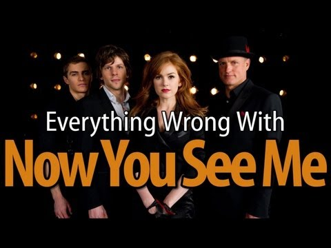Thumbnail: Everything Wrong With Now You See Me In 8 Minutes Or Less