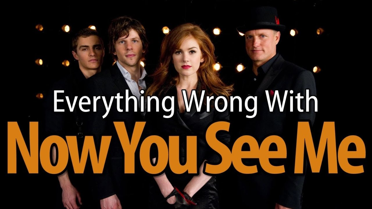 Download Everything Wrong With Now You See Me In 8 Minutes Or Less
