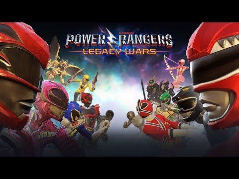 Power Rangers Legacy Wars Part 1 Beaver Entertainment