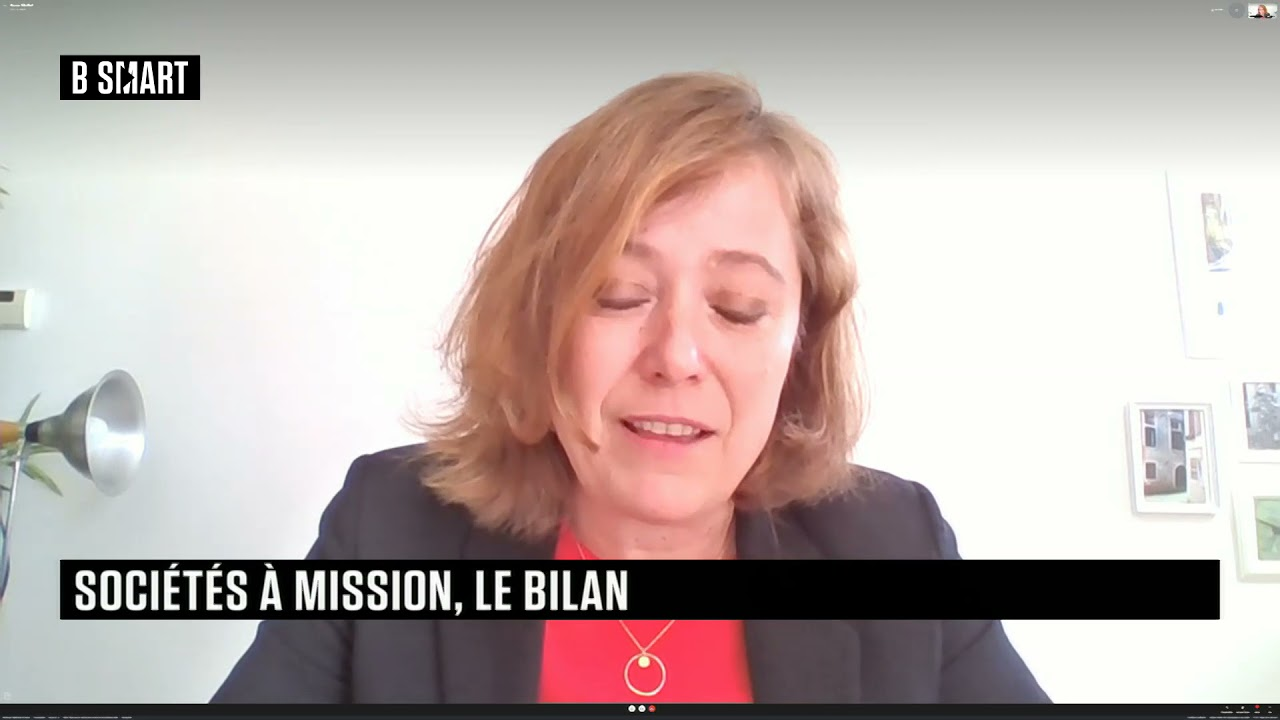 [B Smart] Société à mission, l'après Danone