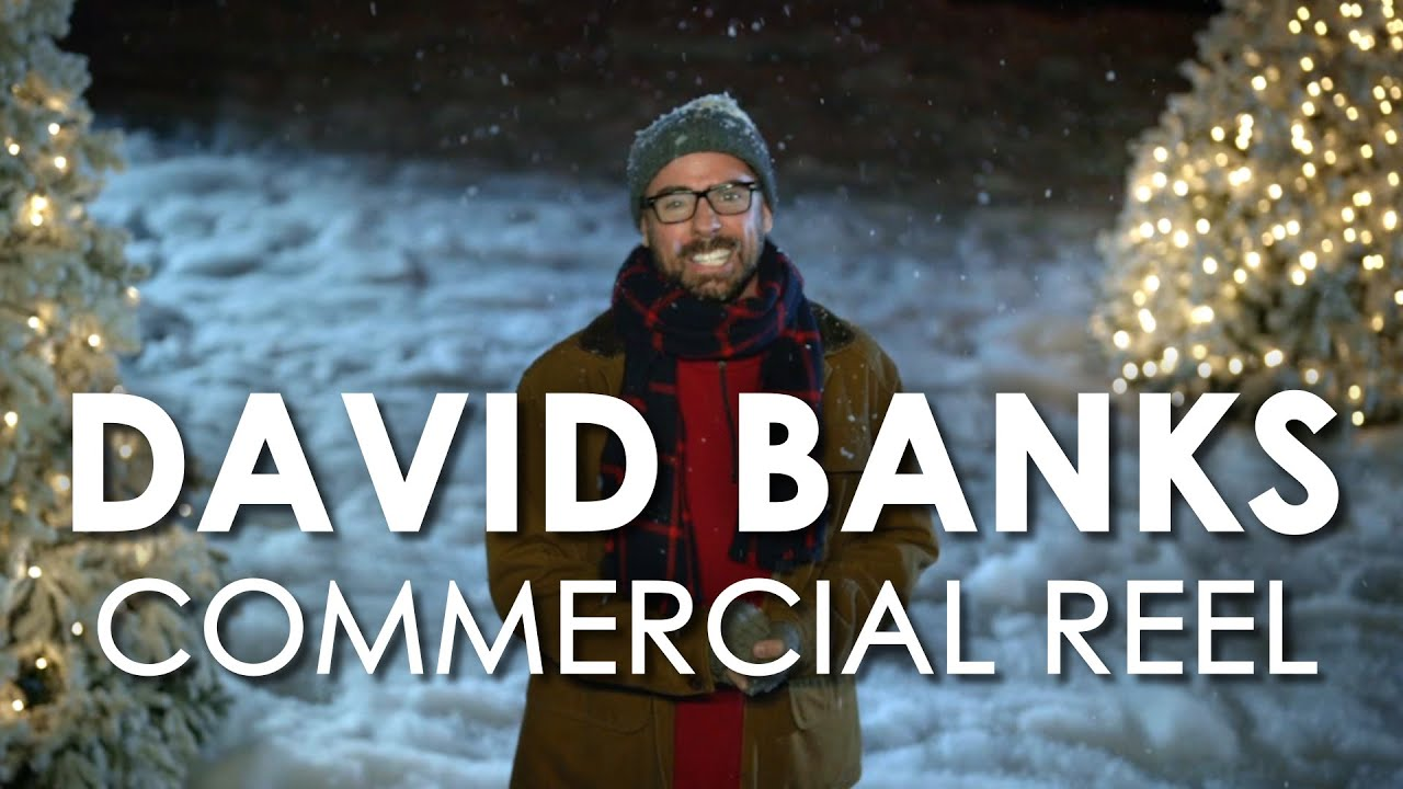 David Banks - Commercial Reel HD