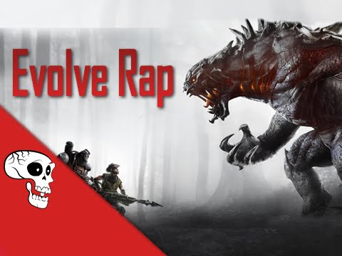 EVOLVE RAP BATTLE -