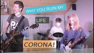 Goodbye Corona!!!  (My Sharona and COVID-19 Parody)