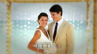 Pre-Designed Wedding Themes: Seaside Serenade - Beaches Weddings