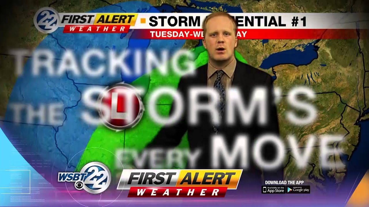 WSBT Weather
