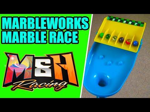Marble Speed Race 2 Toy Racing Doovi